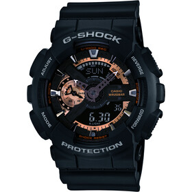 CASIO G-SHOCK GA-110RG-1AER Reloj Hombre, black